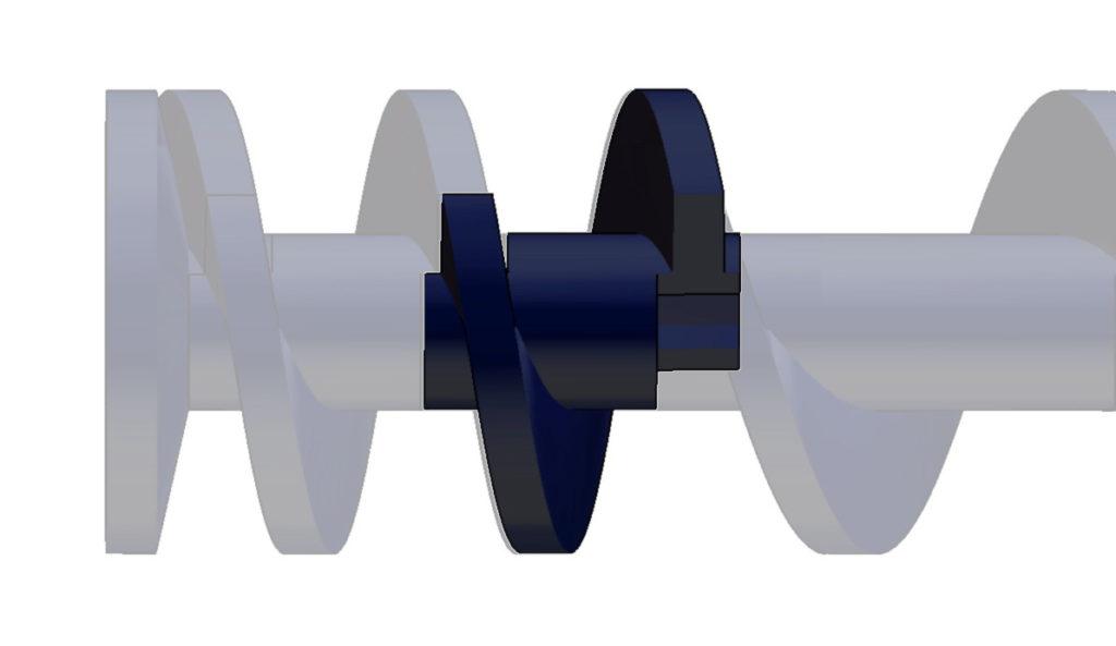 Archimedys™, MRH demi - U4