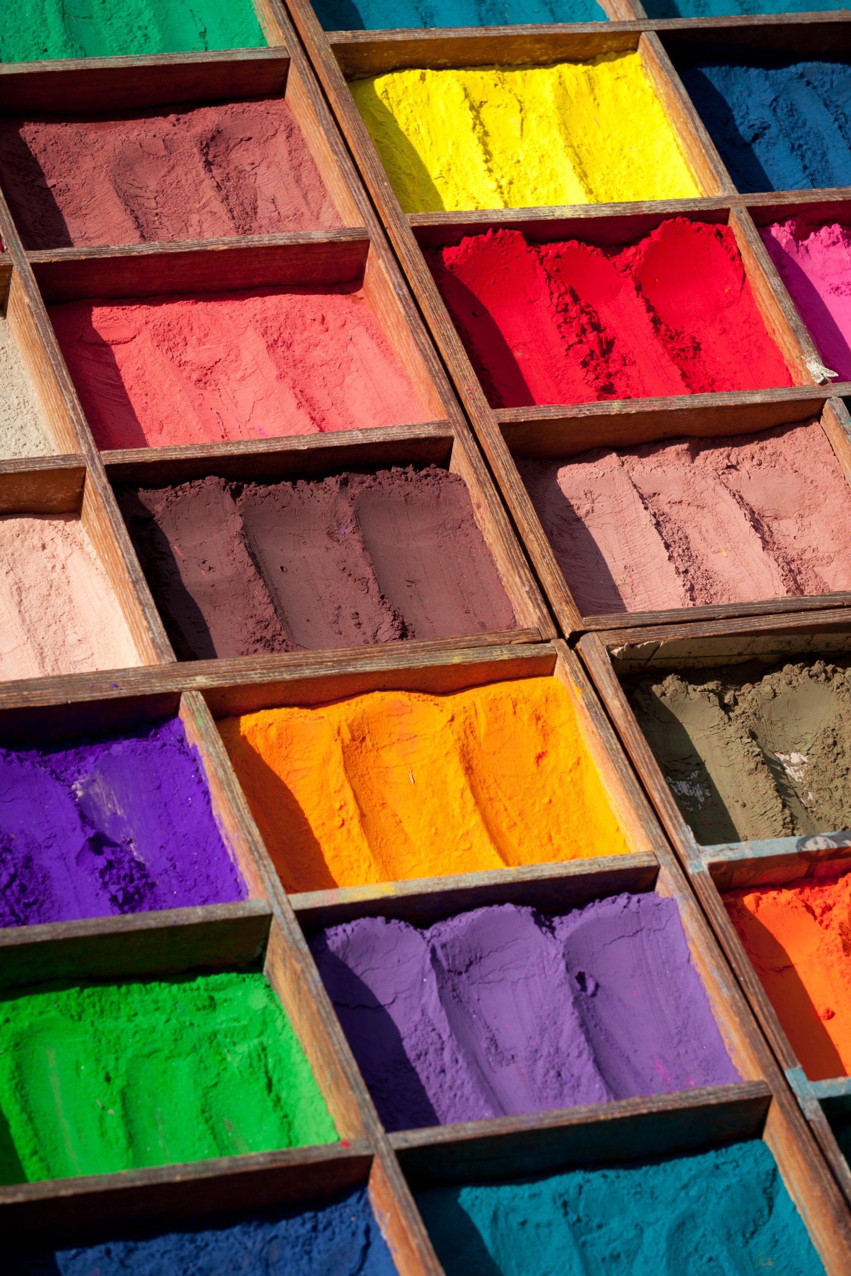 Archimedys™ colorants poudre